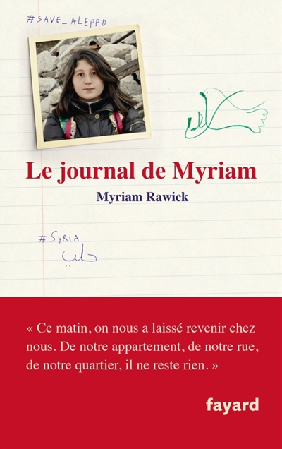 LE JOURNAL DE MYRIAM
